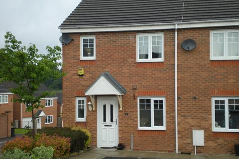3 bedroom end of terrace house to rent - Kingfisher Drive, Catterick Garrison DL9