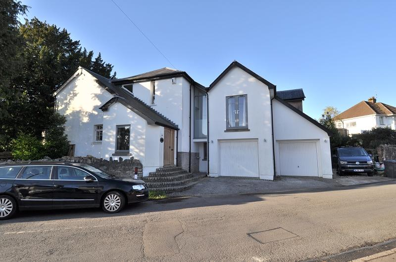 4 Bedrooms Detached House for sale in Yew Tree Cottage Highwalls Road, Dinas Powys, Vale Of Glam. CF64 4AJ