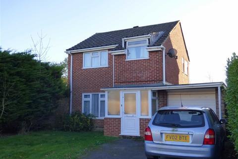 3 bedroom detached house for sale - Sopwith Crescent, Merley, Wimborne, Dorset