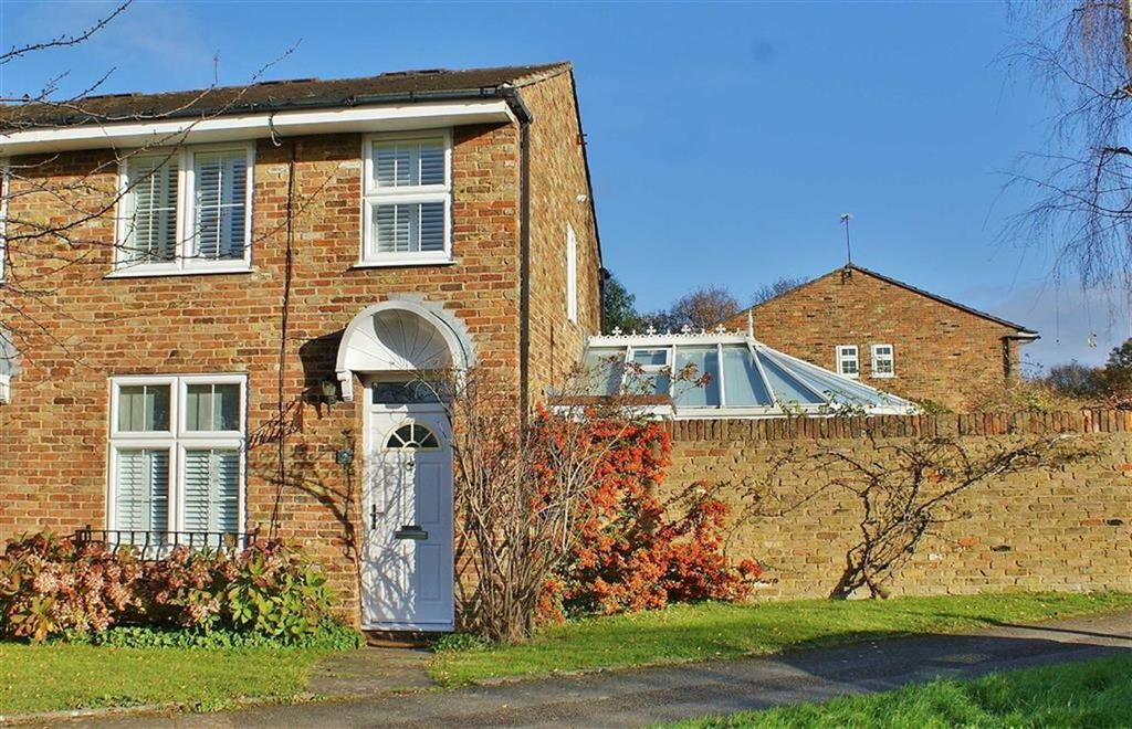 2 Bedrooms End Of Terrace House for sale in Larkfield, Cobham, Surrey, KT11