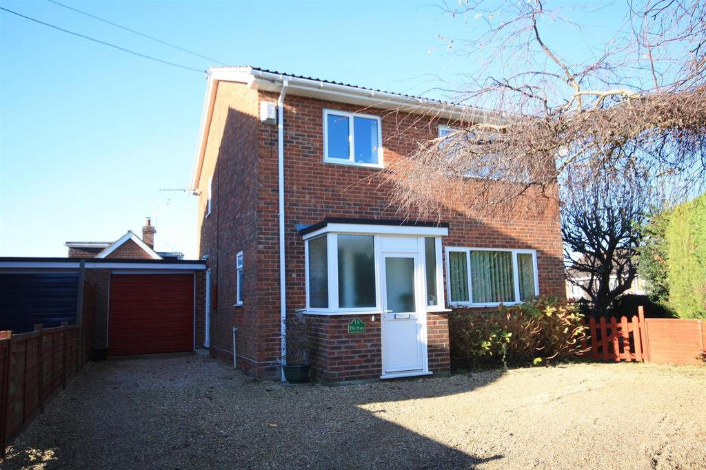 3 Bedrooms Detached House for sale in Haig Road, Bishopstoke, Eastleigh