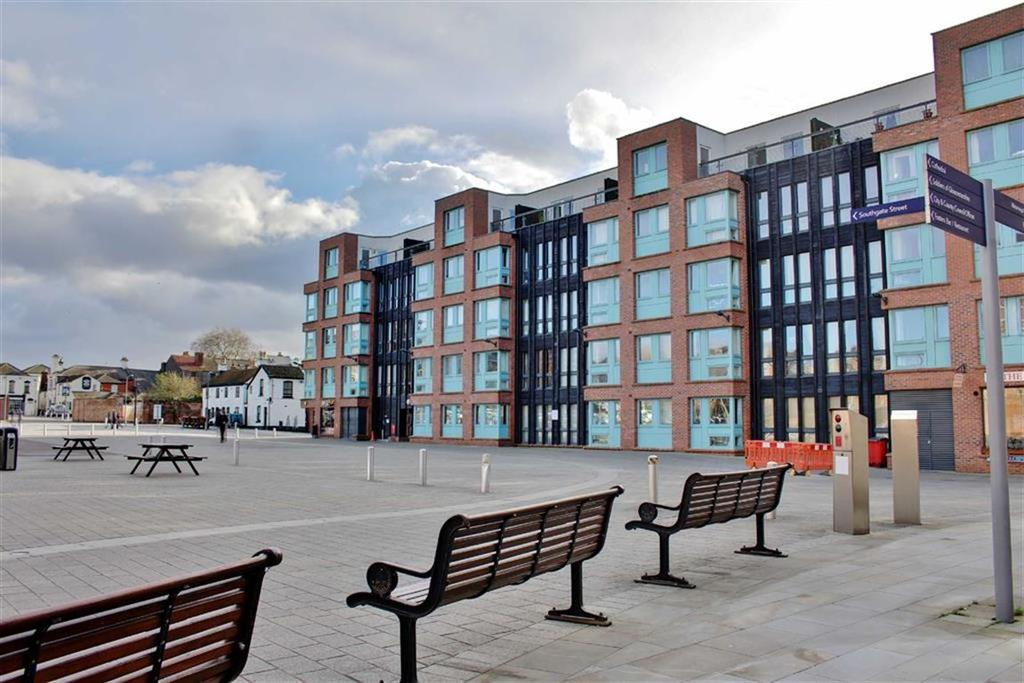2 Bedrooms Apartment Flat for sale in Barge Arm, The Docks, Gloucester