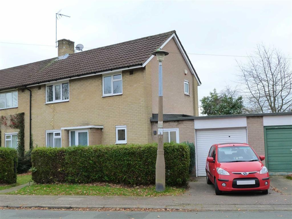 3 Bedrooms Semi Detached House for sale in Carve Ley, Welwyn Garden City