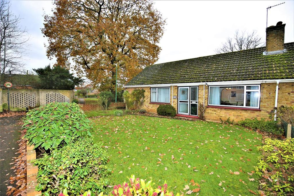 2 Bedrooms Bungalow for sale in Brishing Close, Maidstone