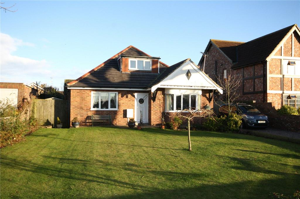 3 Bedrooms Detached House for sale in Walcott Road, Billinghay, Lincoln, Lincolnshire, LN4