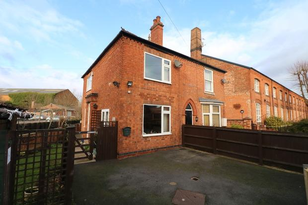 2 Bedrooms Semi Detached House for sale in Algernon Road, Melton Mowbray, LE13