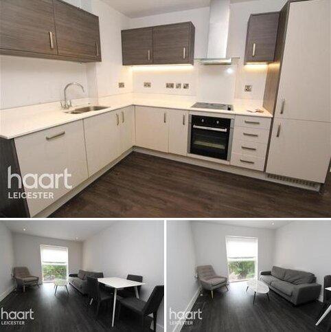 1 bedroom flat to rent - Aria Apartments