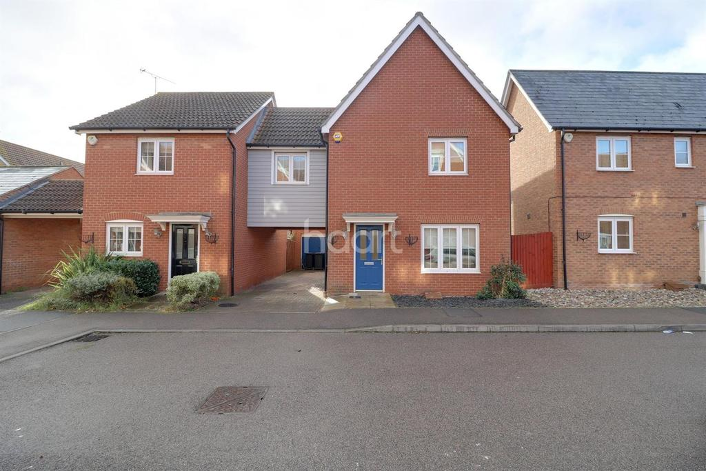 4 Bedrooms Detached House for sale in Temple Way, Rayleigh