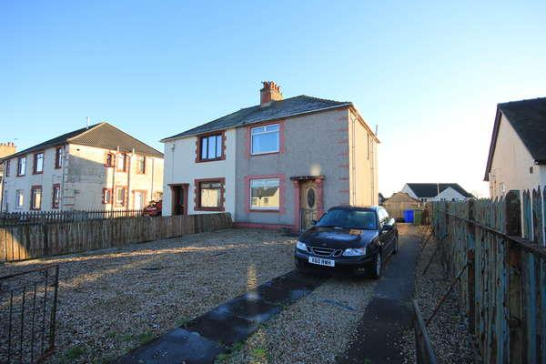 3 Bedrooms Semi-detached Villa House for sale in 85 Irvine Road, Crosshouse, Kilmarnock, KA2 0HE