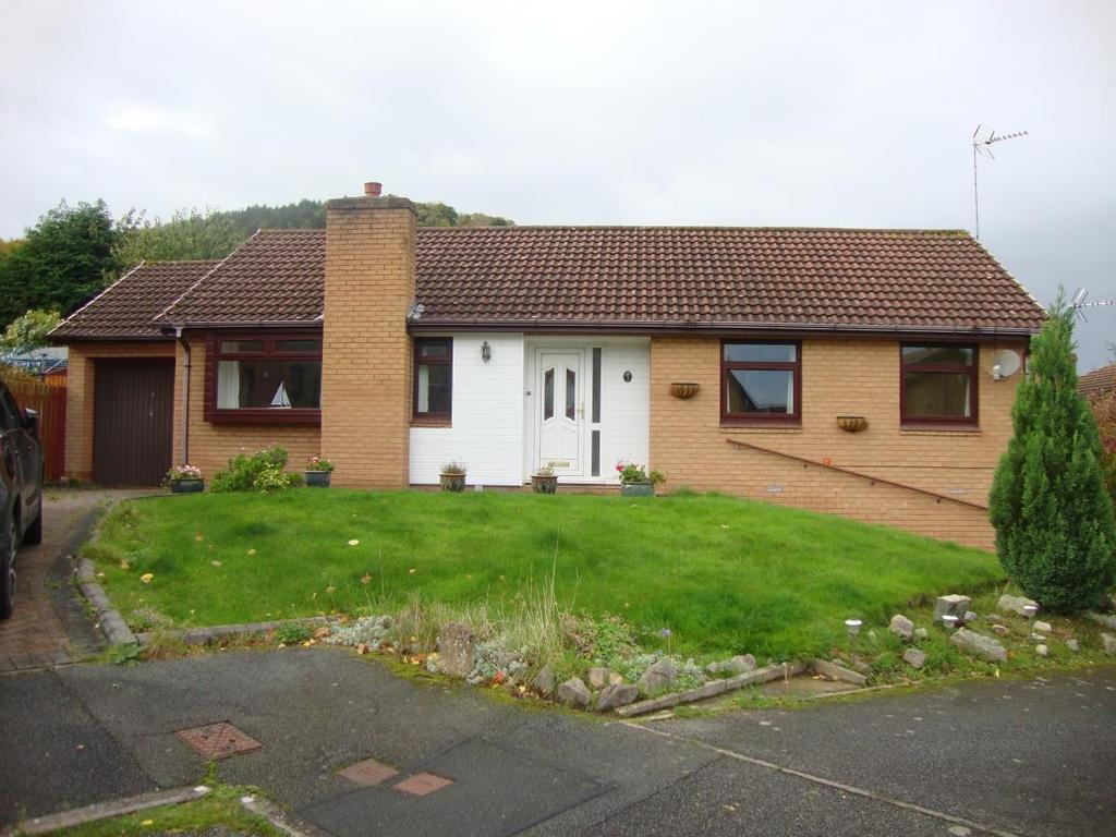 3 Bedrooms Detached Bungalow for sale in Bryn Clwyd, Abergele