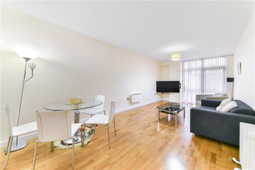 2 Bedrooms Flat for sale in The Drapery, Axminster Road, Holloway, London, N7