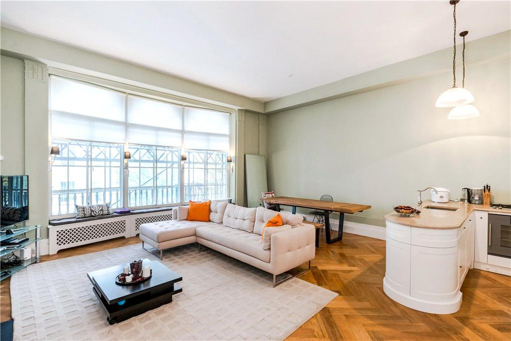 1 Bedroom Flat for sale in Stanhope Place, London, W2