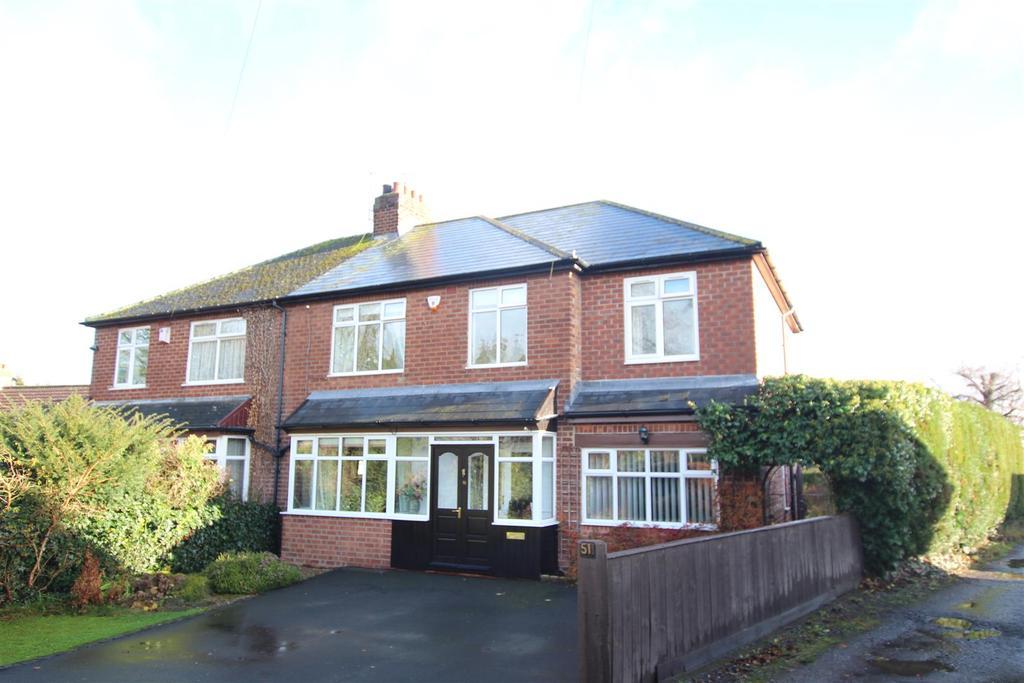 4 Bedrooms Semi Detached House for sale in Middleton Lane, Middleton St. George, Darlington