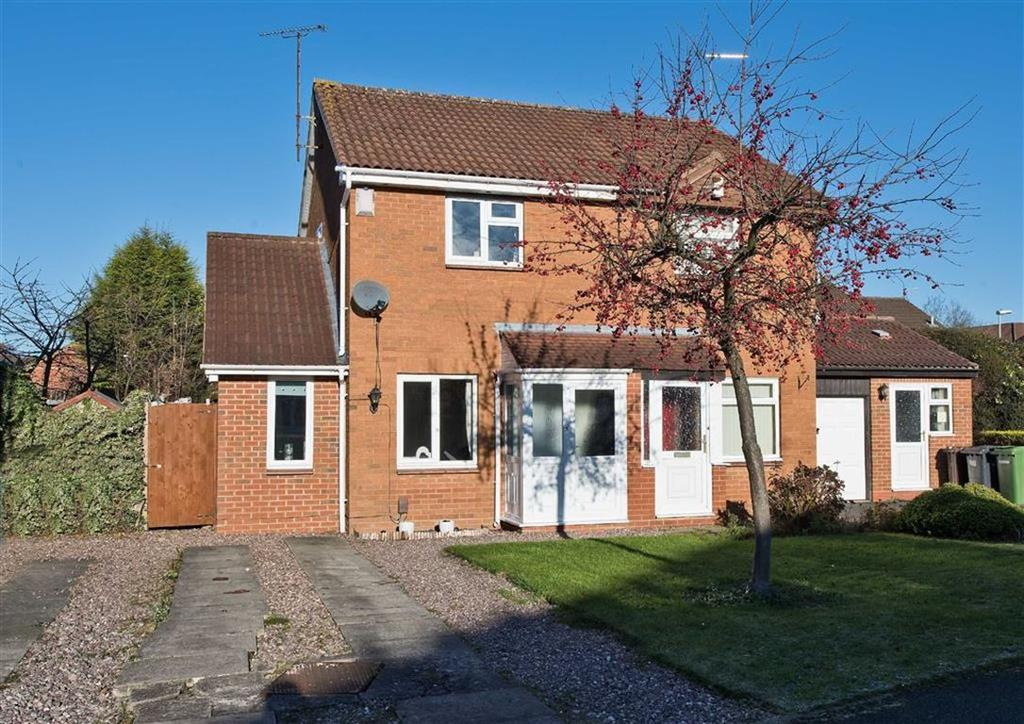 2 Bedrooms Semi Detached House for sale in 5, Haywain Close, Pendeford, Wolverhampton, West Midlands, WV9