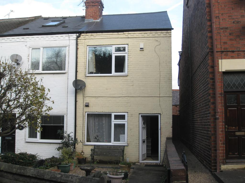 2 Bedrooms End Of Terrace House for sale in Orchard Lane, Wales, Sheffield S26