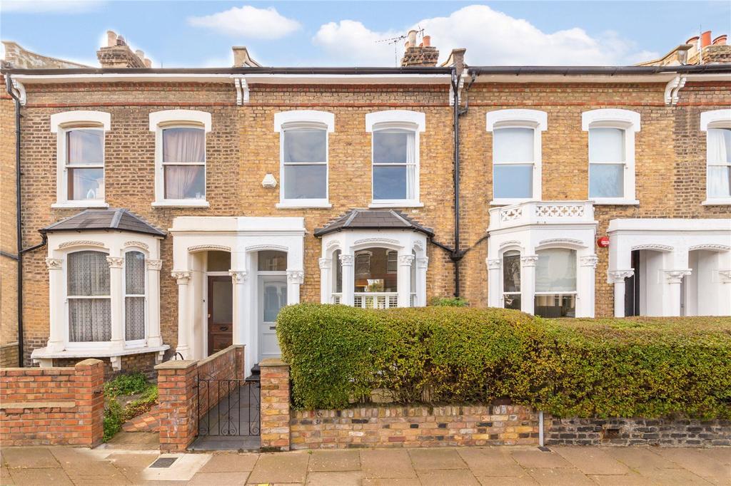 4 Bedrooms Terraced House for sale in Plimsoll Road, Highbury, London