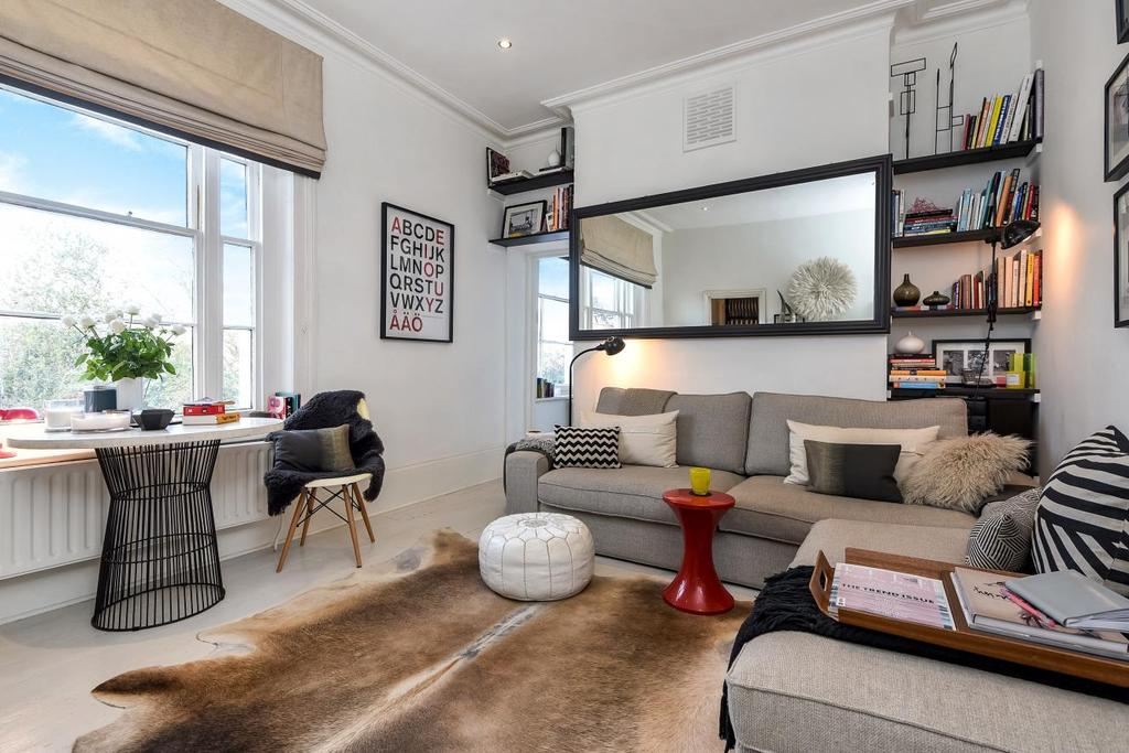 1 Bedroom Flat for sale in Grafton Square, Clapham
