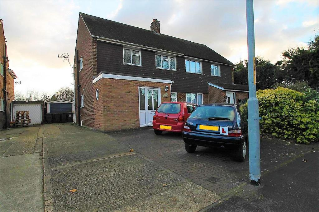3 Bedrooms Semi Detached House for sale in Station Road, Aylesford