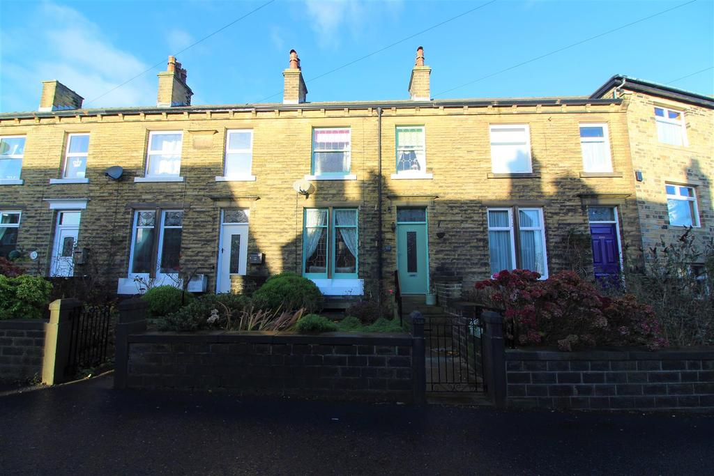 3 Bedrooms Terraced House for sale in Leymoor Road, Golcar, Huddersfield, HD7 4QF
