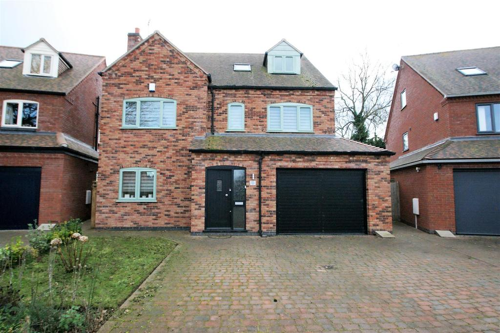5 Bedrooms House for sale in Poppy Close, Brinklow, Rugby