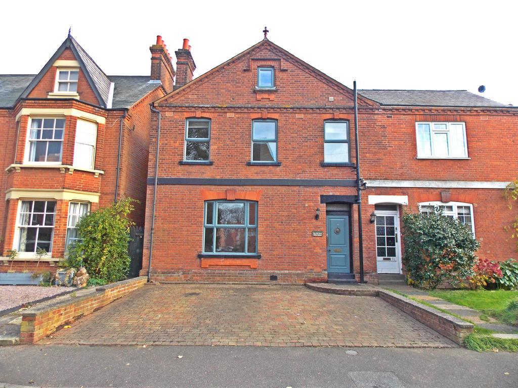 4 Bedrooms Semi Detached House for sale in Princes Road, Felixstowe, Suffolk IP11