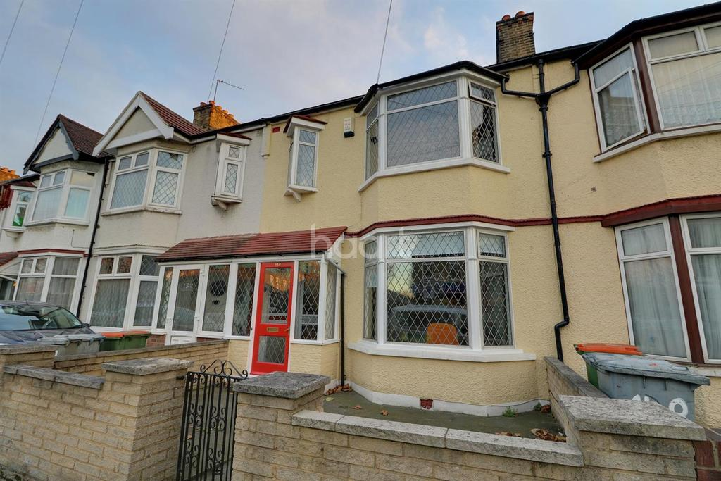 3 Bedrooms Terraced House for sale in Central Park Road, East Ham