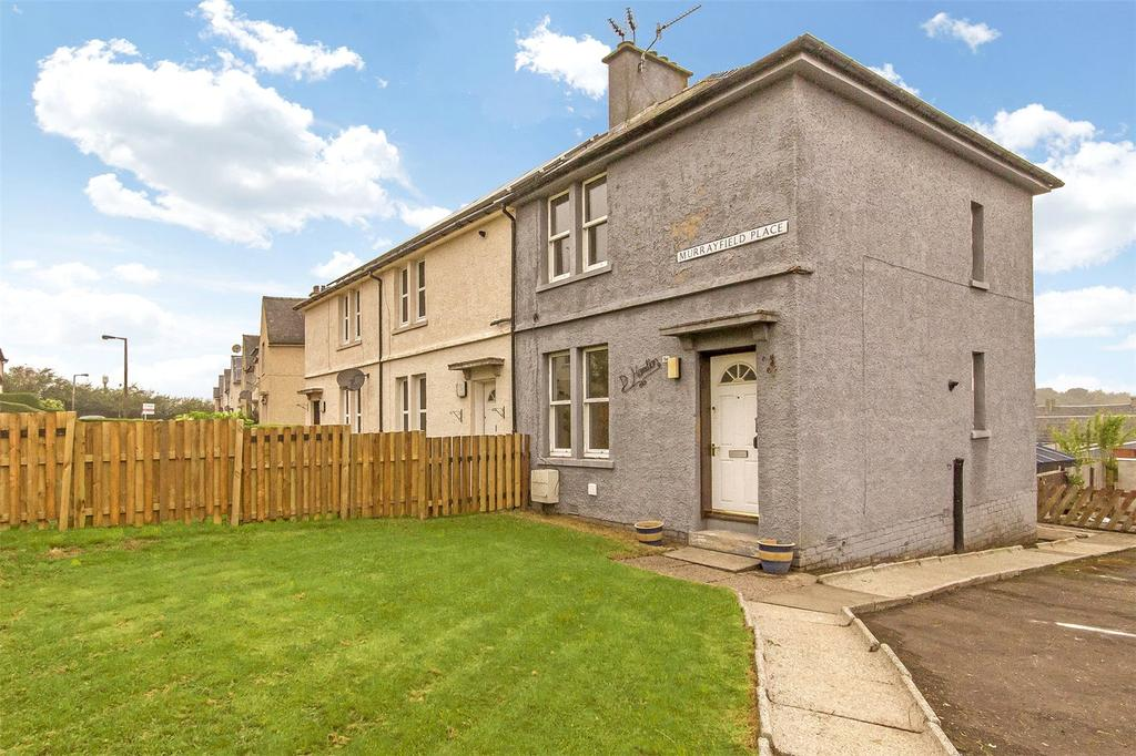 2 Bedrooms End Of Terrace House for sale in 16 Murrayfield Place, Bannockburn, Stirling, FK7