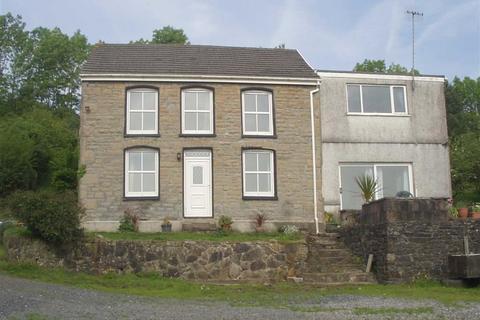 4 bedroom property with land for sale - Coedffaldau Road, Rhiwfawr