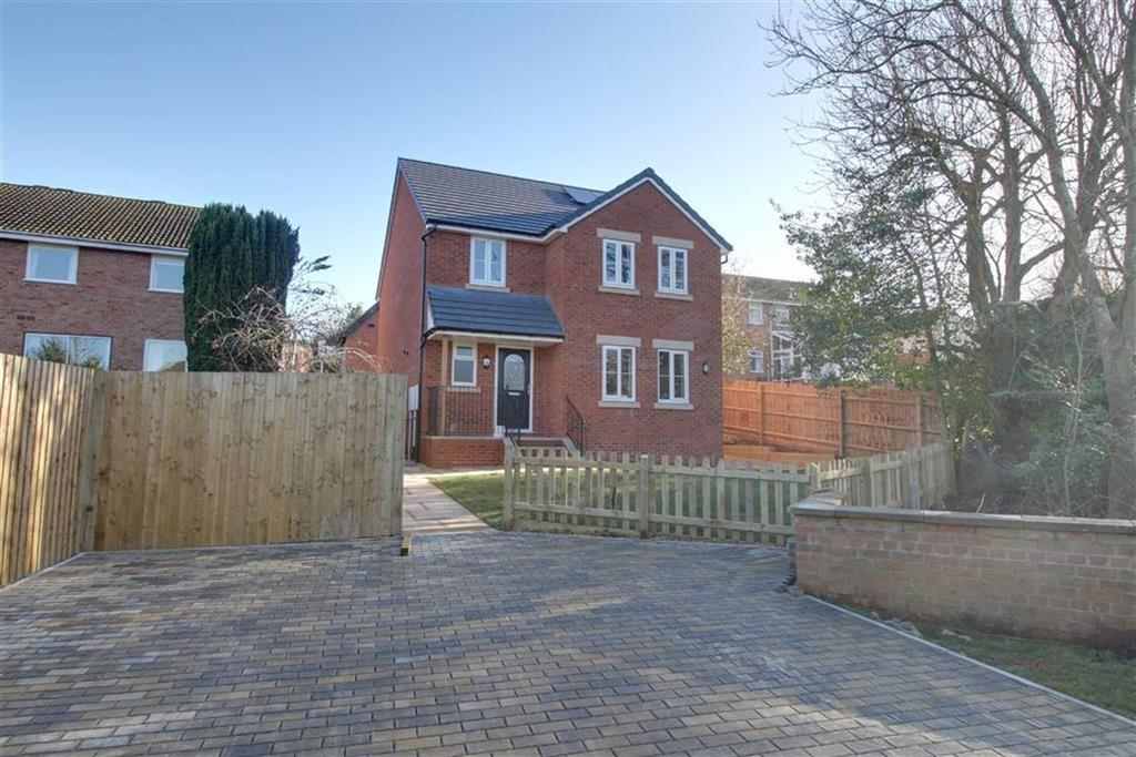 4 Bedrooms Detached House for sale in Peacock Gardens, Newent, Gloucestershire