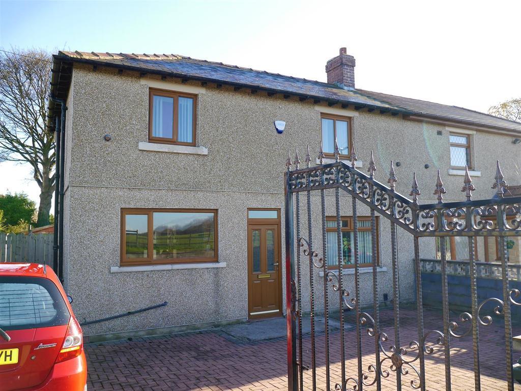 2 Bedrooms Semi Detached House for sale in Bierley Lane, Bierley, BD4
