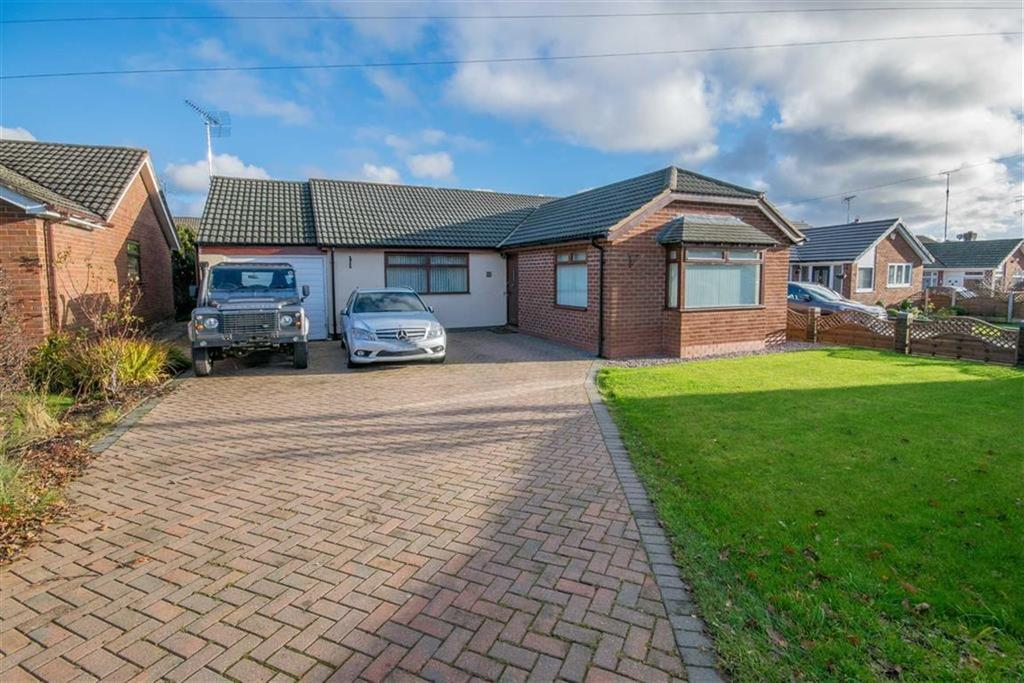 2 Bedrooms Detached Bungalow for sale in Chambers Lane, Mynydd Isa, Mold