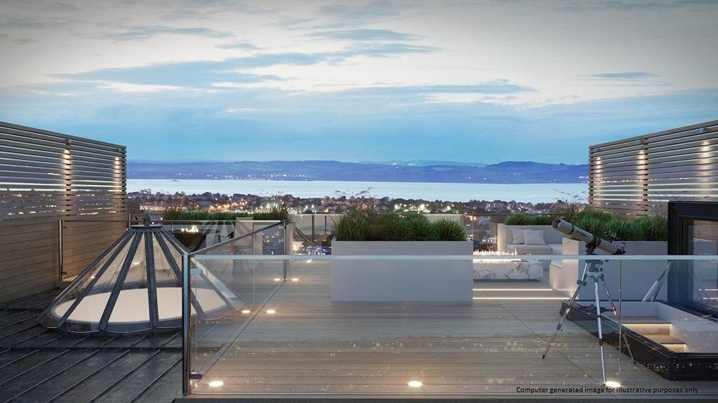 Roof Terrace (Cgi)