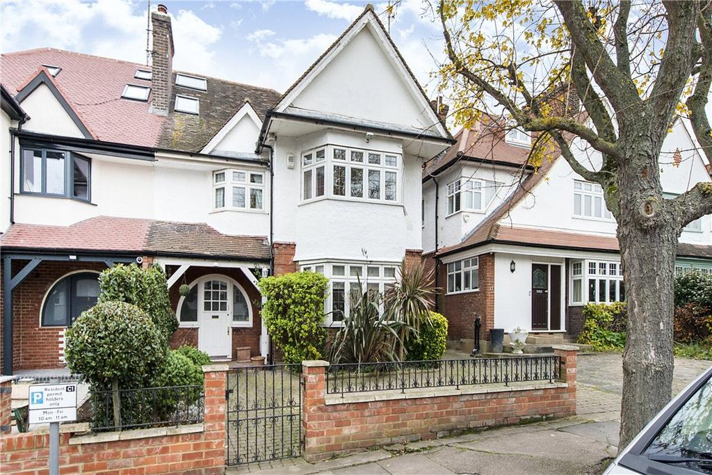 6 Bedrooms Semi Detached House for sale in Lyndale Avenue, London, NW2