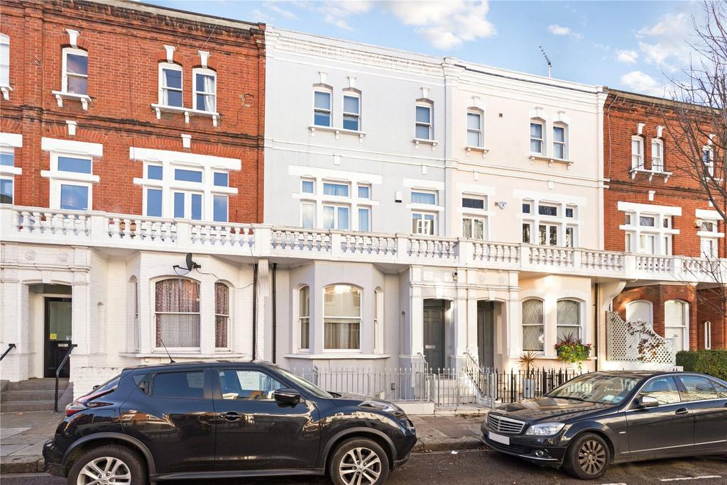 5 Bedrooms Terraced House for sale in Waldemar Avenue, Fulham, London, SW6