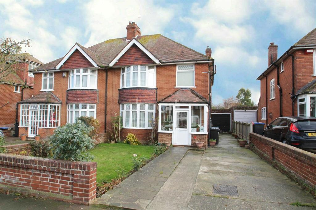 3 Bedrooms Semi Detached House for sale in Argyle Avenue, Margate, CT9