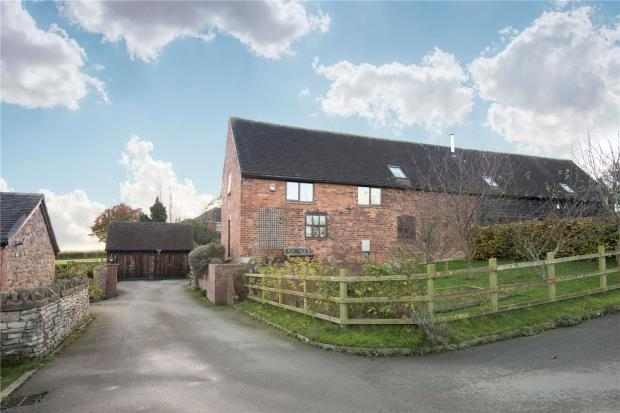 3 Bedrooms House for sale in Granary House, Edge, Yockleton