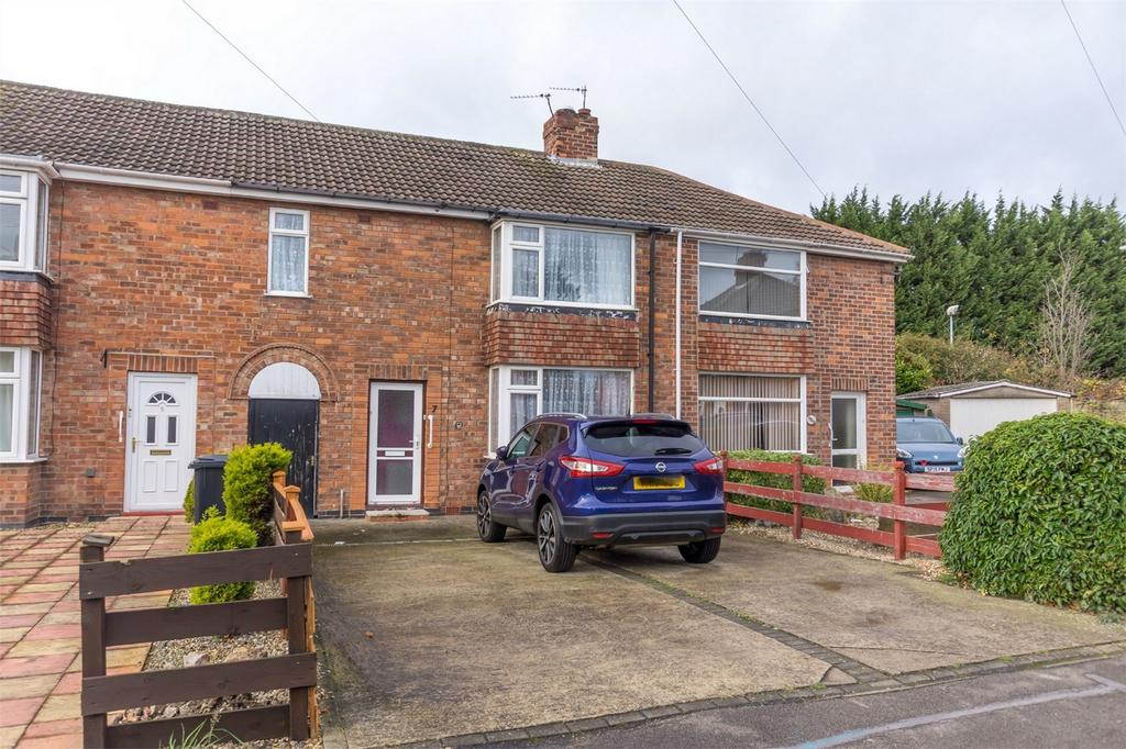 4 Bedrooms Terraced House for sale in Scawton Avenue, Huntington, YORK