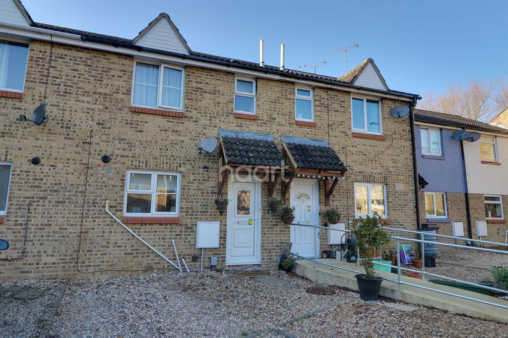 2 Bedrooms Terraced House for sale in Cloudberry Road, Swindon, Wiltshire