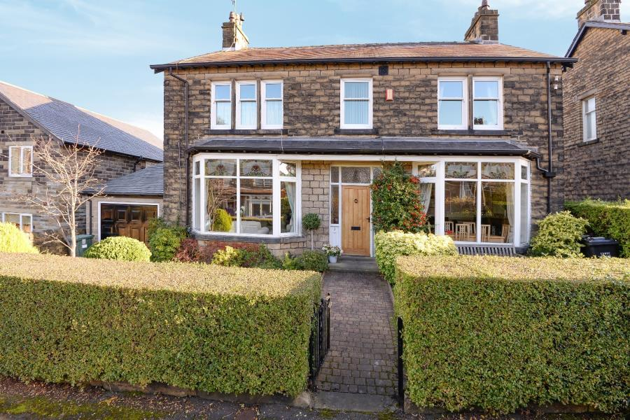 4 Bedrooms Detached House for sale in PARKFIELD ROAD, SHIPLEY, BD18 4EA
