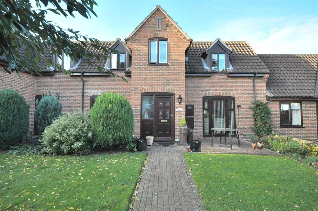 2 Bedrooms Town House for sale in Rectory Court, Bottesford, Nottingham