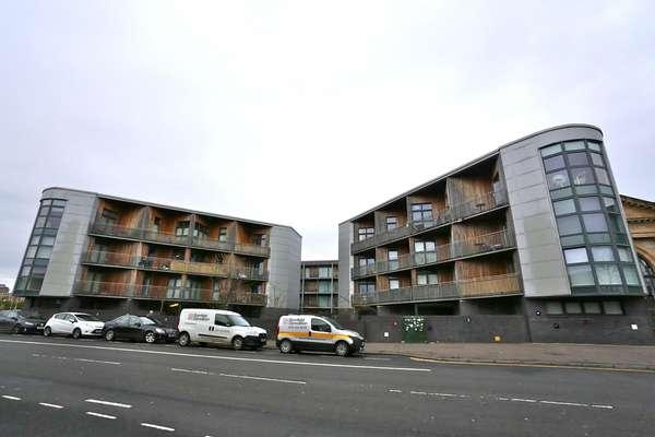 1 Bedroom Flat for sale in 2/2, 2 Moore Street, Glasgow, G40 2AD