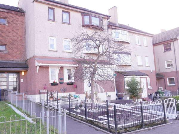 2 Bedrooms Flat for sale in 0/2, 116 Easterhouse Road, Glasgow, G34 9RG