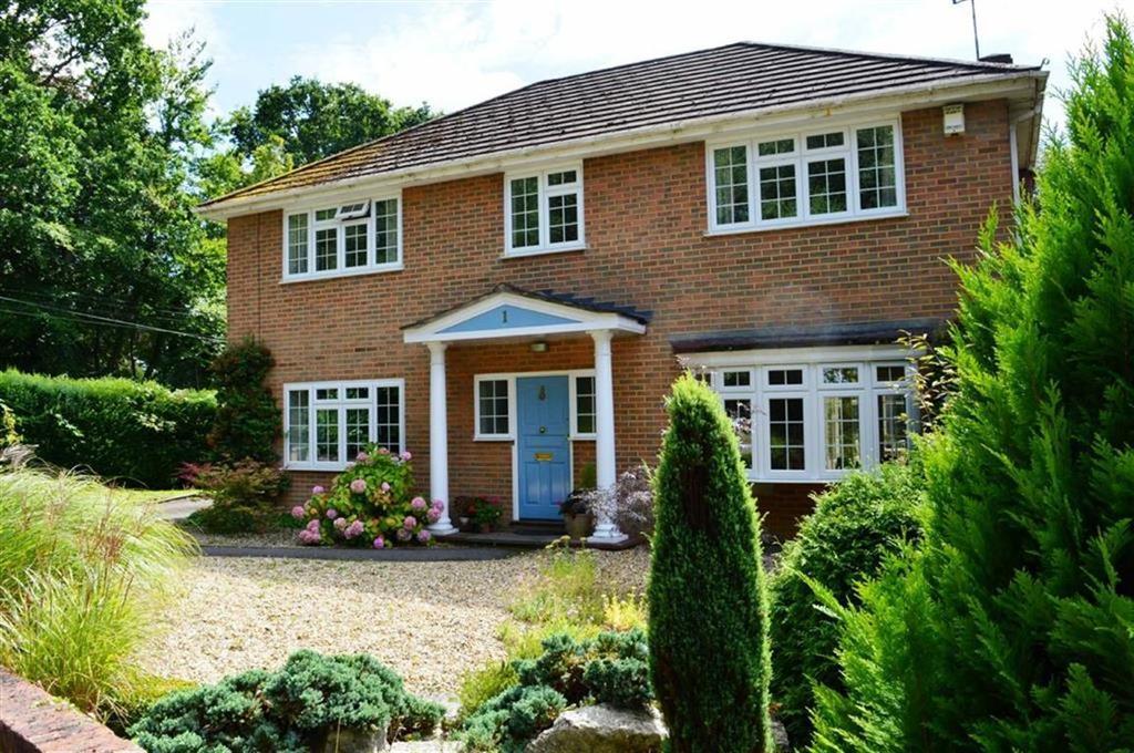 4 Bedrooms Detached House for sale in Marlborough Place, Wimborne, Dorset
