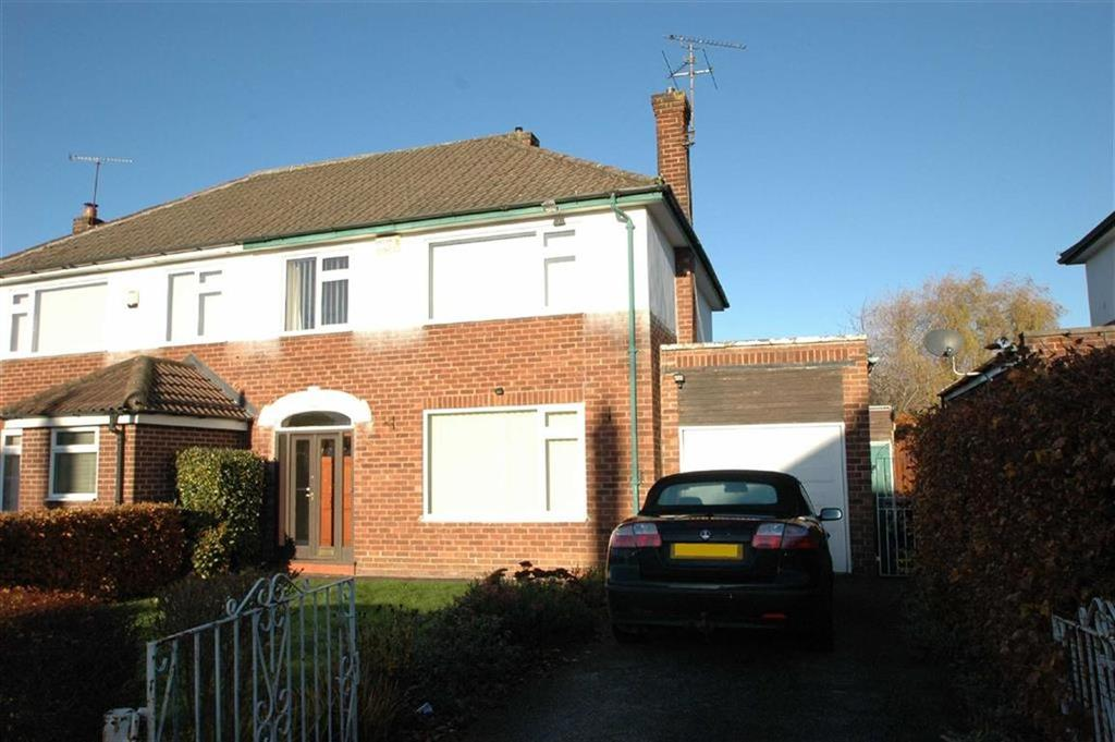 3 Bedrooms Semi Detached House for sale in Cross Green, Upton, Chester