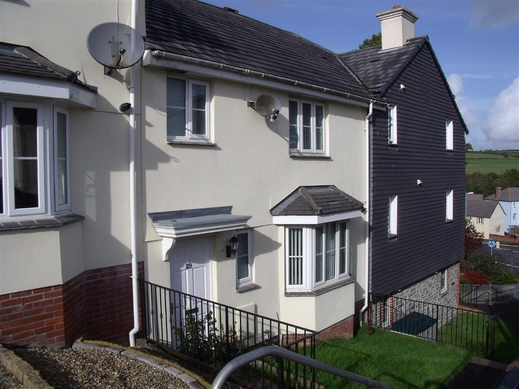 3 Bedrooms Semi Detached House for rent in Kensey Valley Meadow, Launceston, Cornwall, PL15