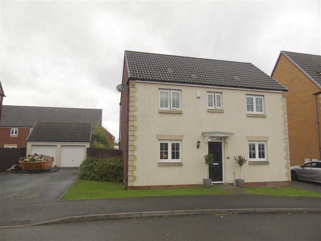 3 Bedrooms Detached House for sale in Tir Yr Yspyty, Bynea, Llanelli