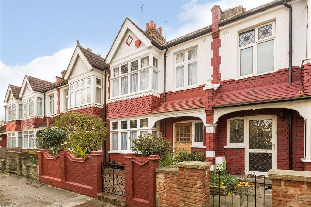 4 Bedrooms Terraced House for sale in Biddestone Road, Holloway, Islington, London