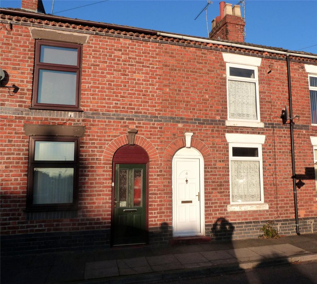 2 Bedrooms Terraced House for sale in Charlesworth Street, Crewe, Cheshire, CW1