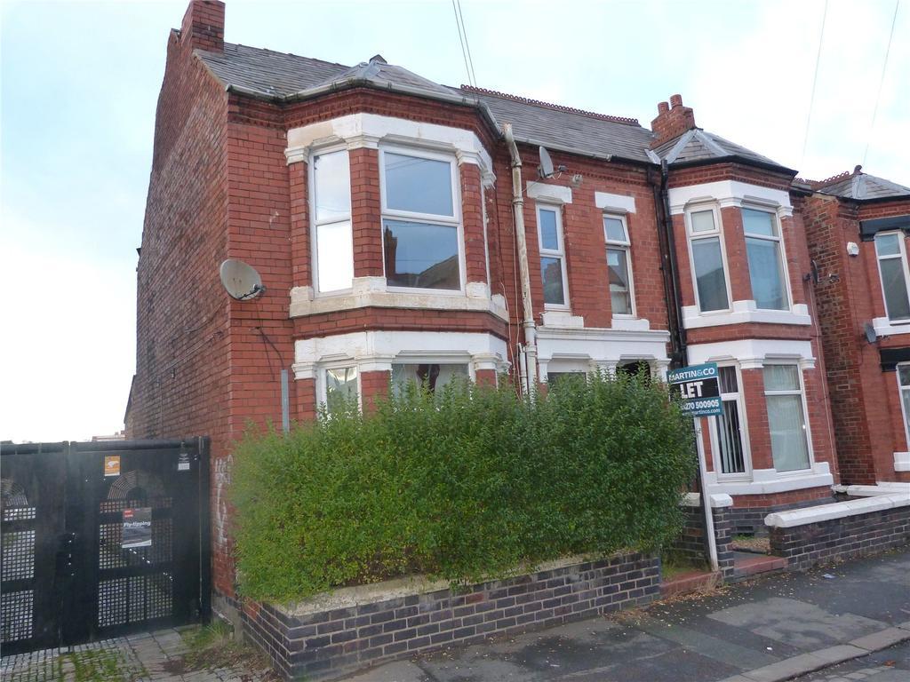 1 Bedroom Apartment Flat for sale in Stalbridge Road, Crewe, Cheshire, CW2