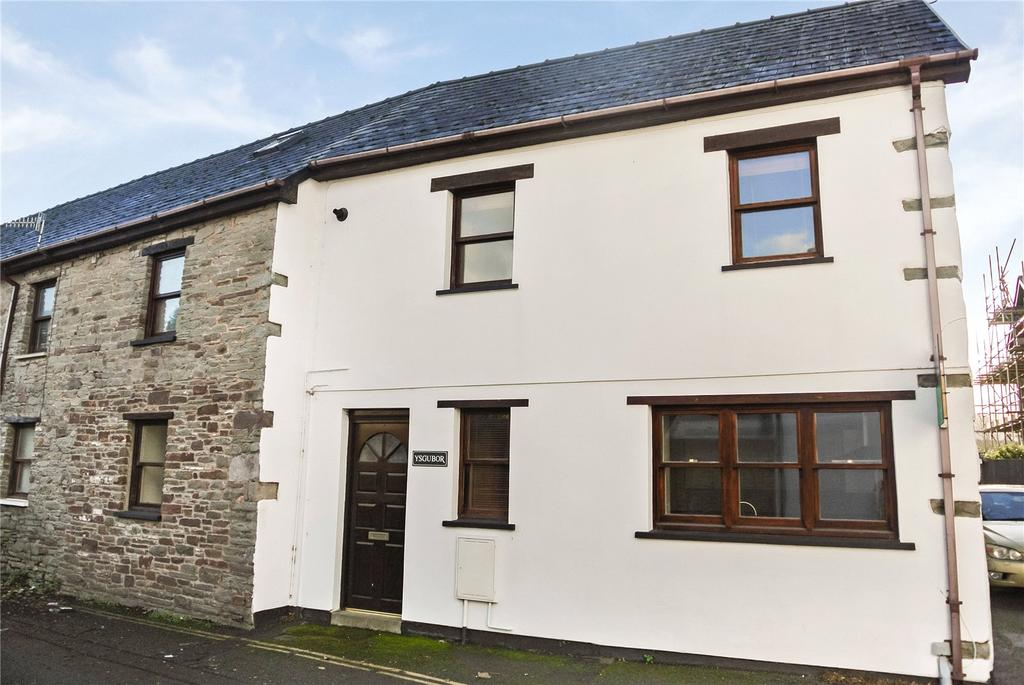 4 Bedrooms Terraced House for sale in Kensington, Brecon, Powys